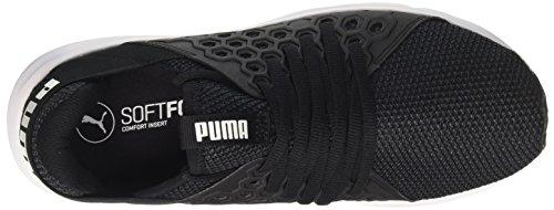Puma Enzo Nf Wn's, Chaussures de Cross Femme Noir (Puma Black-puma White)