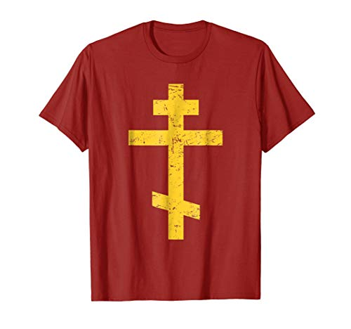 Byzantine - Christian Eastern Orthodox T-Shirt by Russian & Greek Orthodox Church Tees