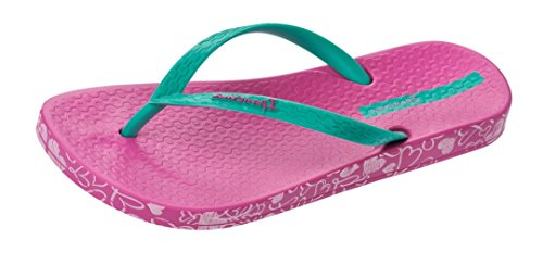 Ipanema Impresso Flip Flops Mujeres / Sandalias Pink