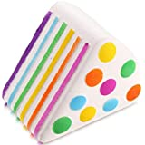 Tempting rainbow cake Squishy toy for unisex Excellent stress relieve toy-eozy