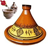 Tagine Cooking Mourish Small 22cm By Zamouri Spices
