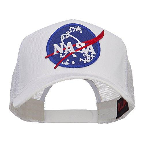 Lunar Landing NASA Patched Mesh Back Cap