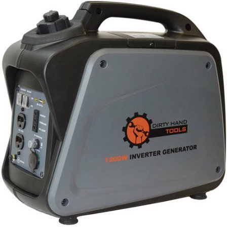 DHT 1200W Gas Powered Inverter Generator