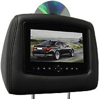 CarShow by Rosen CS-GMDEN07-B03 Single DVD Headrest System