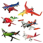 Disney PLANES Figure Play Set Playset - Racers Edition
