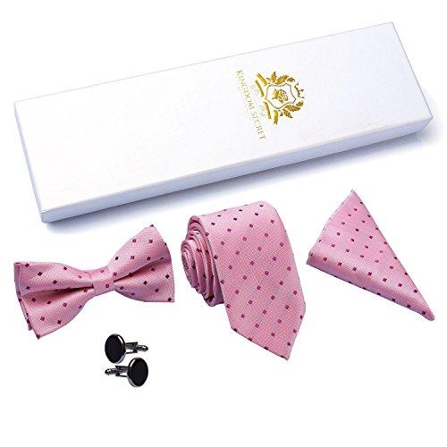 Necktie Pocket Square Cuff Wedding
