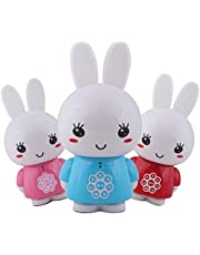 Alilo Bunny Family - Big Bunny, Honey Bunny, Sweet Bunny - Edutainment for your Child Mediaplayer - Selected songs and stories included - Mp3 Player and more - Choose Your Preferred Model