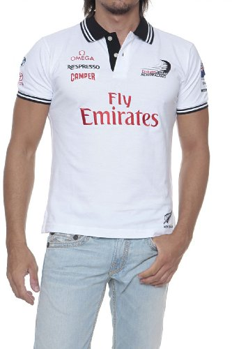galleon north sails polo shirt fly emirates color