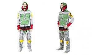 Star Wars Boba Fett Mens Union Suit