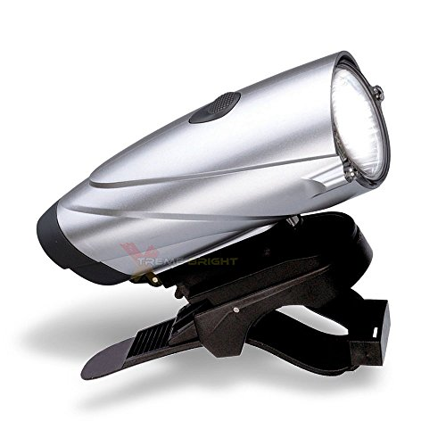 Xtreme Bright Pro Series X2000 LED Bike Light with Tail-Ligh