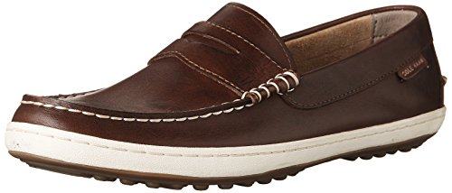 Cole Haan Men's Pinch Road Trip Penny Loafer (11, Woodbury Handstain)