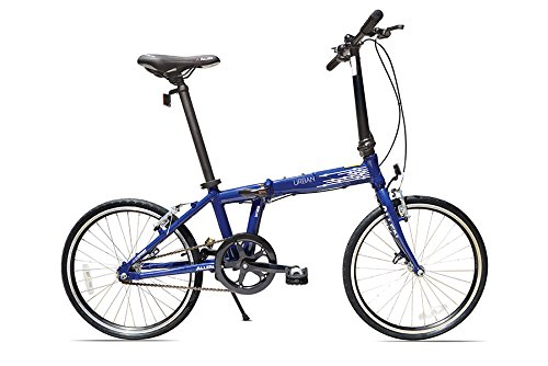 Allen Sports Aluminum Folding Bicycle
