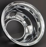 Dodge 3500 Dually 17'' Plastic Rear Wheel Simulator Hubcap Liner 2003-2016--replacement copy of 52106882AA