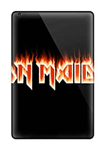 6897364K68903897 First-class Case Cover For Ipad Mini 3 Dual Protection Cover Iron Maiden