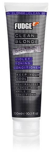 Fudge 890630 Clean Blonde Violet Conditioner, 1 Stück
