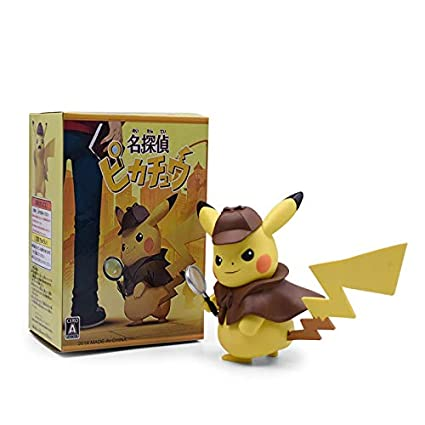 Amazon.com: VIETFR Movie Detective Pikachu Cosplay Deadpool ...