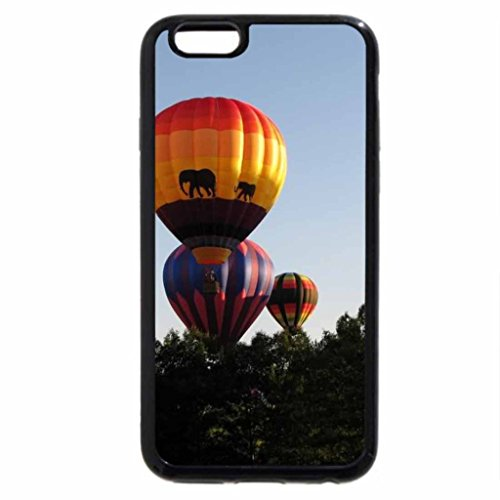 iPhone 6S / iPhone 6 Case (Black) Going Up
