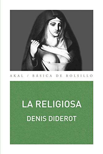 La Religiosa (Básica de Bolsillo) por Denis Diderot