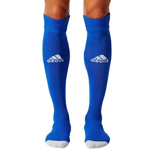 - adidas Milano 16 Soccer Soccer Rugby Sport Socks Royal Blue - US 11-12.5