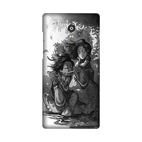 quality design b2610 99979 theStyleO Lenovo Vibe P1 Back Cover - Lord Krishna: Amazon.in ...