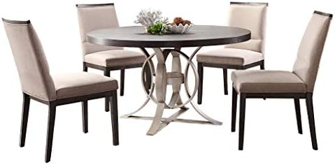 Homelegance Dinette Set 5-Piece Pack Gray