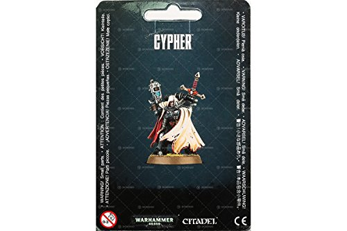 Games Workshop Warhammer 40K Cypher, Lord of The Fallen