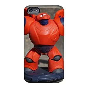 Iphone 6 QfL8776Odyj Customized Lifelike Big Hero 6 Series Scratch Protection Hard Cell-phone Cases -CharlesPoirier