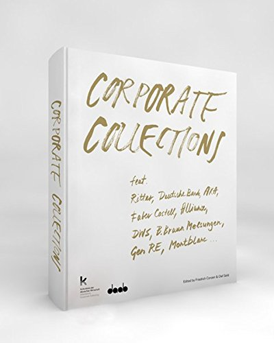 CORPORATE COLLECTIONS (Englisch) Gebundenes Buch – April 2012 Friedrich Conzen Olaf Salié DAAB 3942597225