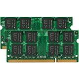 Mushkin 997019 16GB 2x8GB 204-pin DDR3-1066Mhz PC3-8500 SODIMM Laptop RAM