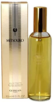 Mitsouko By Guerlain For Women. Eau De Toilette Spray 3.1oz.Refillable Bottle
