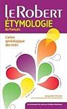 Dictionnaire d'étymologie du français