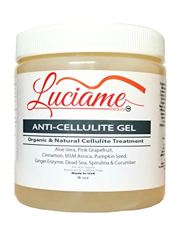 ORGANIC - Best Cellulite Cream, Skin Firming, Fat Burner cre