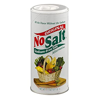NoSalt Sodium-Free Salt Alternative , 11 Ounce from The French's Food Company LLC