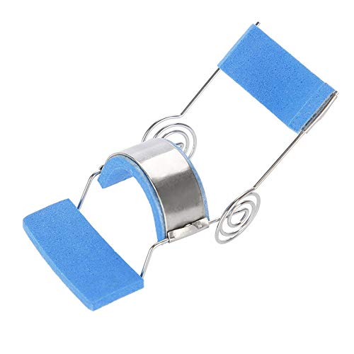 - Finger Extension Splint Training Device Correcting Fracture Fixation Splint Functional Training Joint Straightening Or Bending Deficiency Rehabilitation Exercise(L)