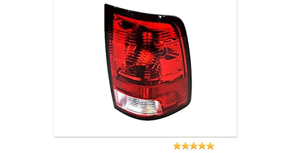Genuine Chrysler 55277415AC Tail//Stop//Backup Lamp