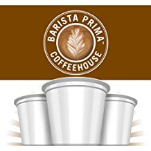 Barista Prima K-cups - French Roast Darkest 24 Pack - Pack of 4