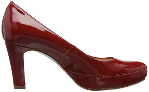 Unisa Numar_17_pa, Zapatos de Tacón para Mujer Rojo (Red)