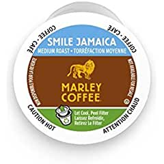 Smile Jamaica Marley Coffee RealCups