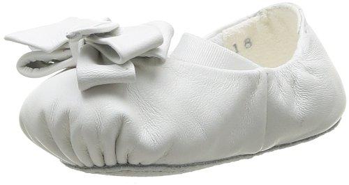 Bloch Baby Ayva - Patucos para niñas Blanco - blanco (White)