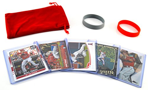 mike-trout-5-assorted-baseball-cards-bundle-los-angeles-angels-of-anaheim-trading-cards