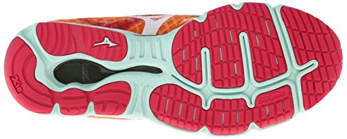 Mizuno Wave Hitogami Fibra sintética Zapato para Correr