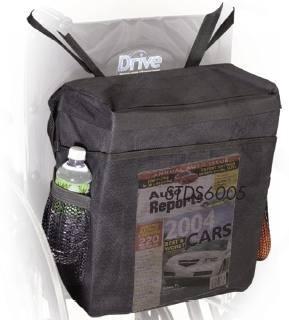 Deluxe Wheelchair Nylon Carry Bag / Backpack