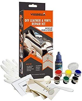 Visbella Diy Für Kleine Lederreparaturen Und Vinylreparaturen Patches Aus Leder Und Vinyl Für Autositze Schuhe Sofas Reparaturen Und Mehr Alle Produkte