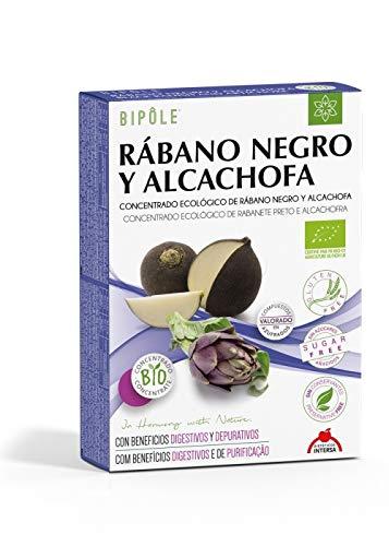 Bipole Rábano Negro y Alcachofa 20 ampollas de Intersa: Amazon.es: Salud y cuidado personal
