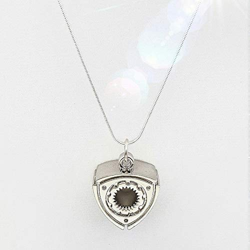 (Rotary Engine Crystal Necklaces Automotive Jewelry Racing)