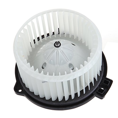 HVAC plastic Heater Blower Motor w/Fan Cage ECCPP for 1999-2002 Suzuki Grand Vitara/1999-2002 Suzuki Vitara/2002 Suzuki XL-7