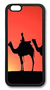 ACESR Camel Nice iPhone 6 Case TPU Back Cover Case for Apple iPhone 6 4.7inch Black hjbrhga1544
