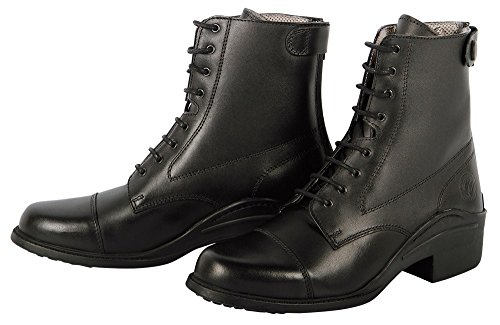 Harry's L Smart Horse 39 Cuir Noir En Boots Femme 0rWZSOTB0