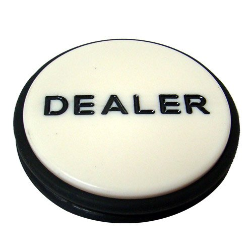 Brybelly Holdings ACP-0014 3 in. Dealer Button