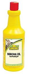 Simoniz M2323012 Rust Proofing Mineral Oil, 32 oz Bottles per Case (Pack of 12)